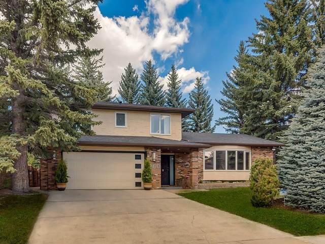 260 Pump Hill Crescent SW, Calgary, AB T2V 4L5 (#C4297595) :: Redline Real Estate Group Inc