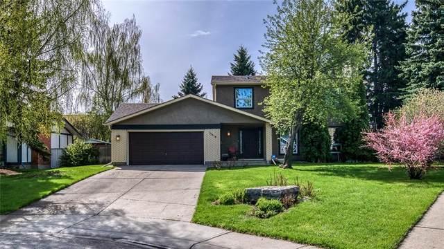 10619 Willowind Place SE, Calgary, AB T2J 1P8 (#C4297603) :: Virtu Real Estate