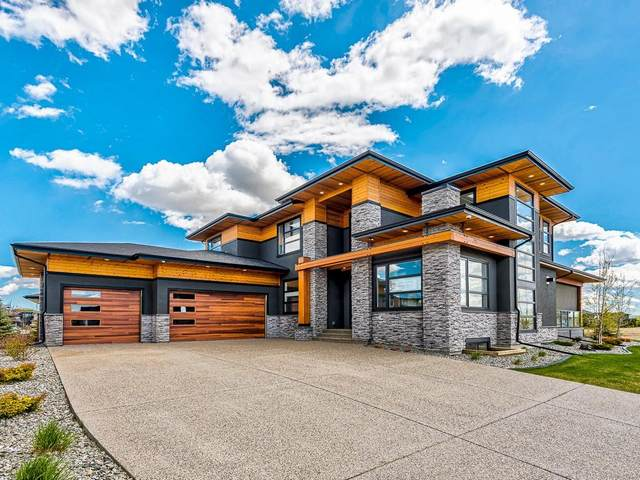 49 Waters Edge Garden(S), Rural Rocky View County, AB T3L 0C9 (#C4297605) :: Virtu Real Estate