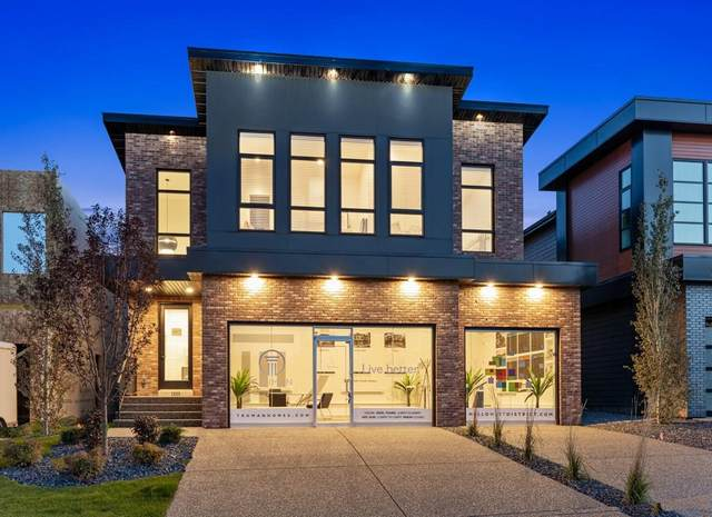 7829 8A Avenue SW, Calgary, AB T3H 3V6 (#C4297623) :: Canmore & Banff