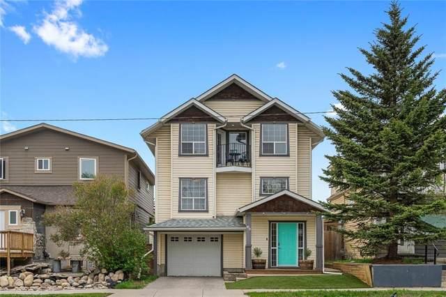 1011 8 Street SE, Calgary, AB T2G 2Z3 (#C4297624) :: Canmore & Banff