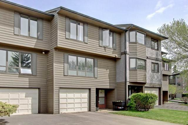 23 Glamis Drive SW #69, Calgary, AB T3E 6S3 (#C4297627) :: ESTATEVIEW (Real Estate & Property Management)