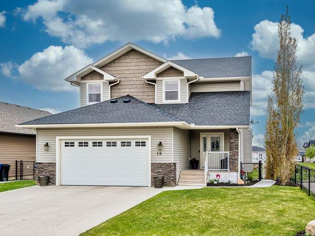 18 Havenfield Drive, Carstairs, AB T0M 0N0 (#C4297631) :: Virtu Real Estate