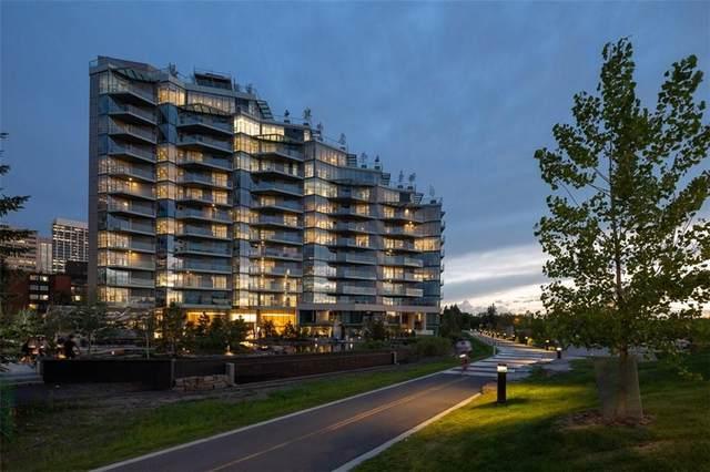 738 1 Avenue SW #1108, Calgary, AB T2P 5G8 (#C4297640) :: Calgary Homefinders