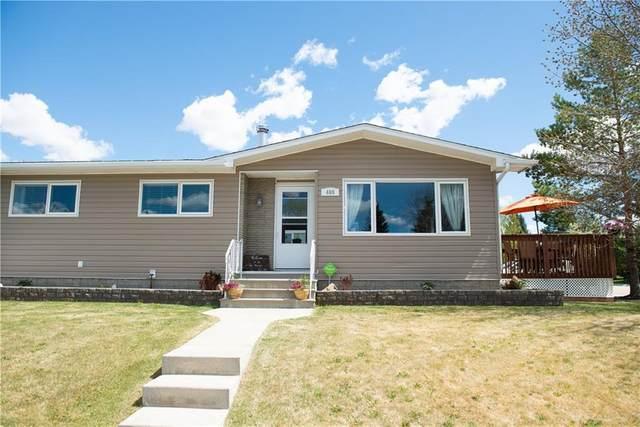 490 4 Avenue SE, Three Hills, AB T0M 2A0 (#C4297652) :: Canmore & Banff