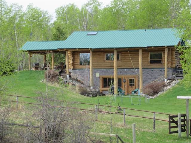 351035A Range Road 61, Rural Clearwater County, AB T0M 1C0 (#C4297657) :: The Cliff Stevenson Group