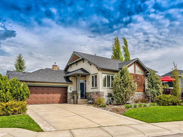 371 Discovery Place SW, Calgary, AB T3H 4H7 (#C4297658) :: The Cliff Stevenson Group
