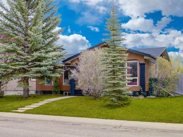 5907 22 Avenue NE, Calgary, AB T1Y 2C1 (#C4297662) :: Calgary Homefinders