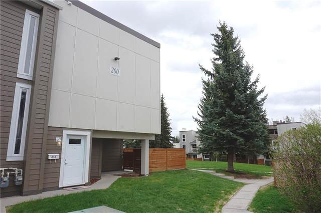 13104 Elbow Drive SW #212, Calgary, AB T2V 0E5 (#C4297681) :: Canmore & Banff