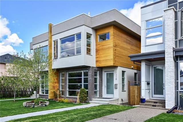 2216 33 Street SW, Calgary, AB T3E 2T1 (#C4297694) :: Calgary Homefinders