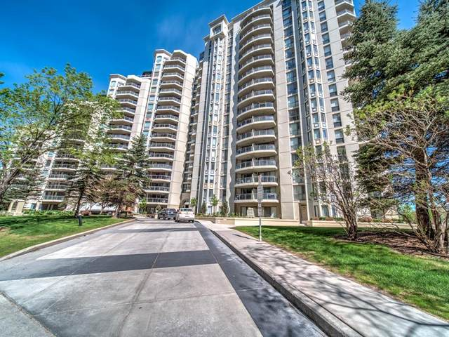 1108 6 Avenue SW #204, Calgary, AB T2P 5K1 (#C4297703) :: Calgary Homefinders