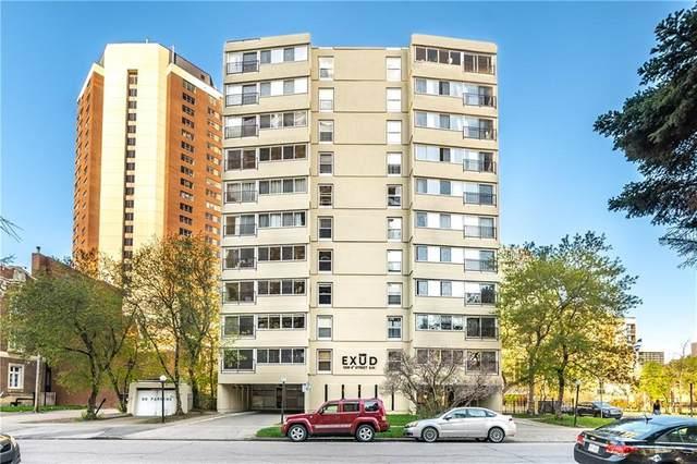 1209 6 Street SW #403, Calgary, AB T2R 0Z5 (#C4297734) :: Canmore & Banff