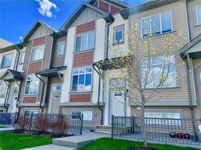 632 Copperpond Boulevard SE, Calgary, AB T2Z 5B9 (#C4297744) :: The Cliff Stevenson Group