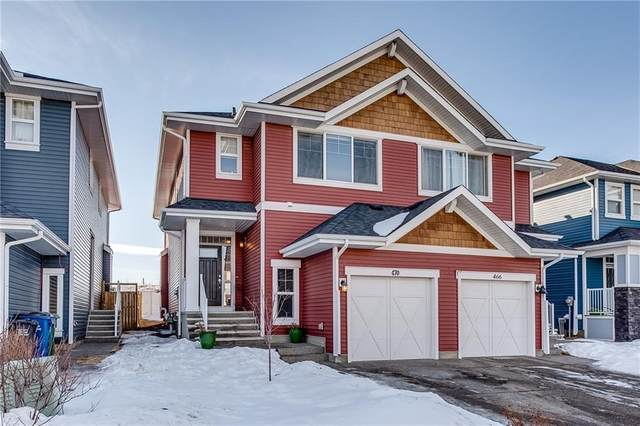 470 River Heights Crescent, Cochrane, AB T4C 0T8 (#C4297751) :: The Cliff Stevenson Group