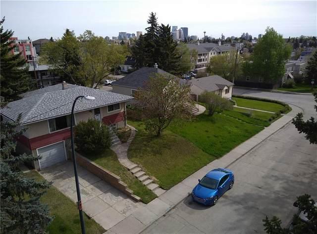 1810 28 Avenue SW, Calgary, AB T2T 1J8 (#C4297773) :: The Cliff Stevenson Group