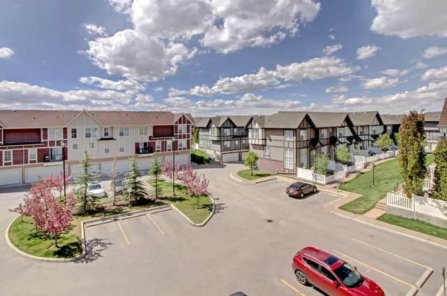 250 New Brighton Villa(S) SE #310, Calgary, AB T2Z 0T5 (#C4297783) :: The Cliff Stevenson Group