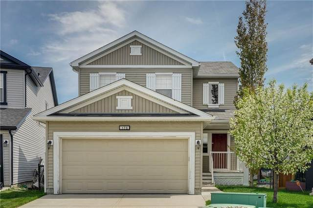 170 Sagewood Landing SW, Airdrie, AB T4B 3N5 (#C4297800) :: The Cliff Stevenson Group