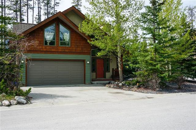 16 Terrace Place, Canmore, AB T1W 2Y3 (#C4297803) :: Canmore & Banff