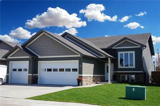 13 Vera Close, Olds, AB T4H 0C3 (#C4297806) :: Virtu Real Estate