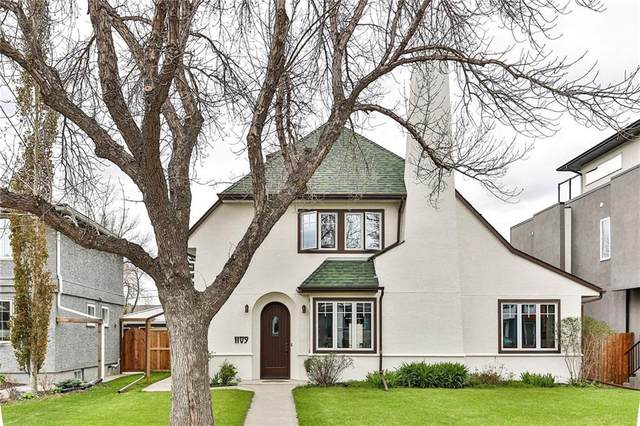 1109 Regent Crescent NE, Calgary, AB T2E 5J6 (#C4297852) :: Redline Real Estate Group Inc