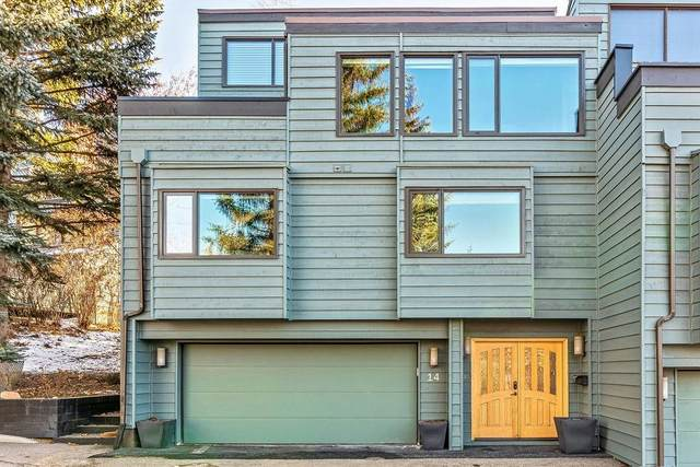 2200 Varsity Estates Drive NW #14, Calgary, AB T3B 4Z8 (#C4297869) :: Calgary Homefinders
