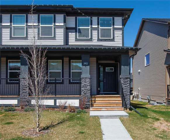 382 Hillcrest Road SW, Airdrie, AB T4B 4T9 (#C4297883) :: Calgary Homefinders