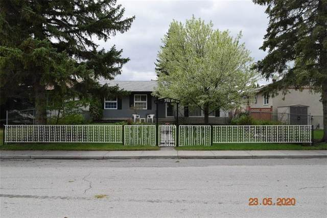 756 Fortalice Crescent SE, Calgary, AB T2A 2E1 (#C4297888) :: Redline Real Estate Group Inc