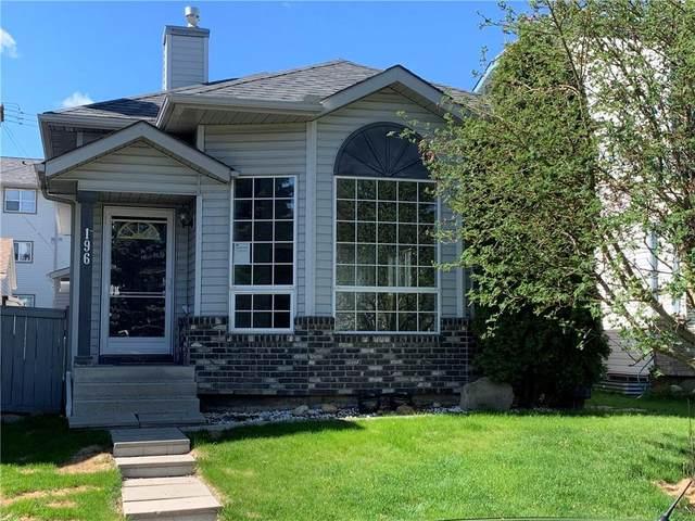 196 Harvest Gold Circle NE, Calgary, AB T3K 4H5 (#C4297907) :: Virtu Real Estate