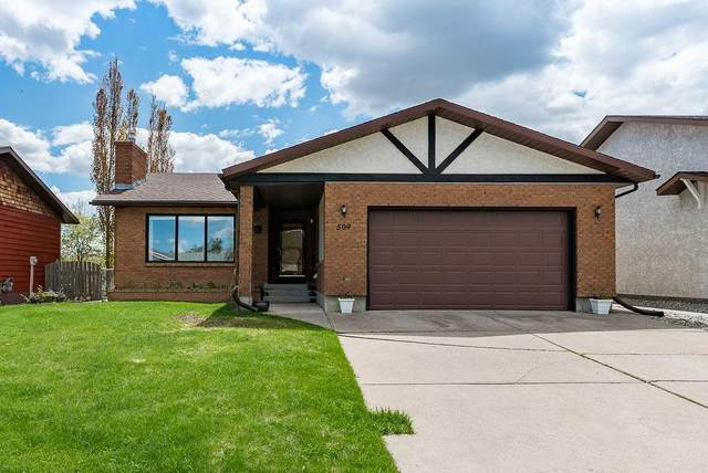 509 53 Avenue W, Claresholm, AB T0L 0T0 (#C4297957) :: Canmore & Banff