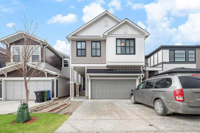 50 Seton Manor SE, Calgary, AB T3M 2V8 (#C4297980) :: Redline Real Estate Group Inc