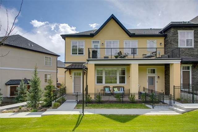 125 Cranbrook Villa(S) SE, Calgary, AB T3M 1Z3 (#C4297981) :: Virtu Real Estate