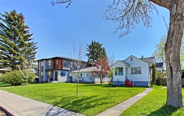 527 21 Avenue NW, Calgary, AB T2M 1J8 (#C4298000) :: The Cliff Stevenson Group