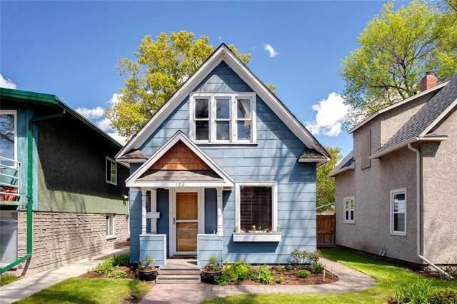 122 11 Avenue NW, Calgary, AB T2M 0B6 (#C4298001) :: Calgary Homefinders