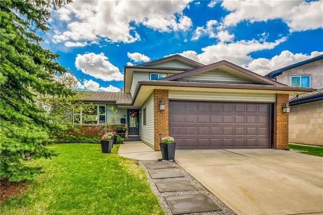 92 Range Green NW, Calgary, AB T3G 1H3 (#C4298004) :: Calgary Homefinders