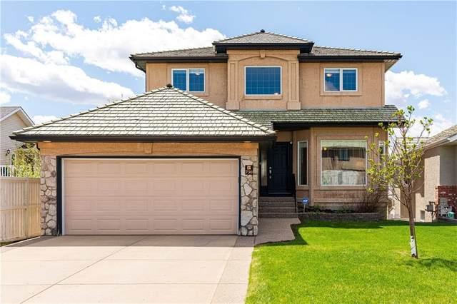 736 Arbour Lake Drive NW, Calgary, AB T3G 4T6 (#C4298029) :: Calgary Homefinders