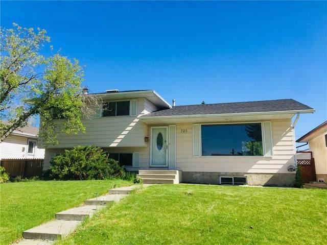 723 Maidstone Drive NE, Calgary, AB  (#C4298043) :: Calgary Homefinders