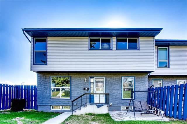6440 4 Street NW #123, Calgary, AB T2K 1B8 (#C4299051) :: Calgary Homefinders