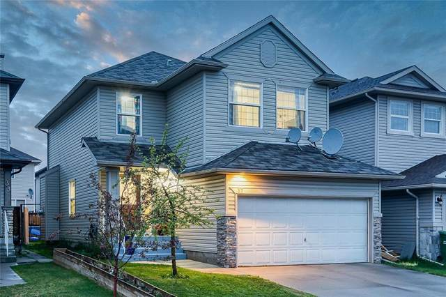 37 Saddlecrest Green NE, Calgary, AB T3J 5N5 (#C4299055) :: Calgary Homefinders