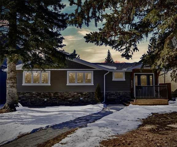 5223 Carney Road NW, Calgary, AB T2L 1G1 (#C4299077) :: Calgary Homefinders