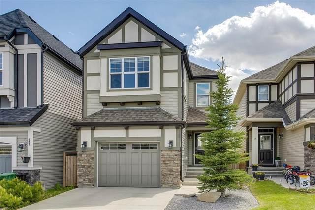 11 Chaparral Valley Common SE, Calgary, AB T2X 0M3 (#C4299106) :: ESTATEVIEW (Real Estate & Property Management)