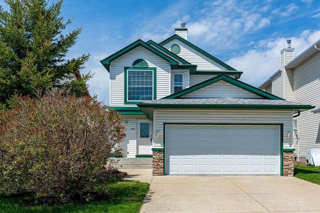 273 Arbour Crest Drive NW, Calgary, AB T3G 4V3 (#C4299109) :: Calgary Homefinders
