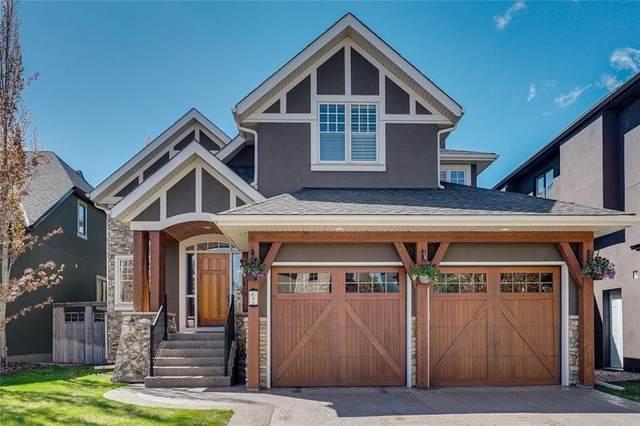 67 Westpoint Place SW, Calgary, AB T3H 5W5 (#C4299114) :: Calgary Homefinders