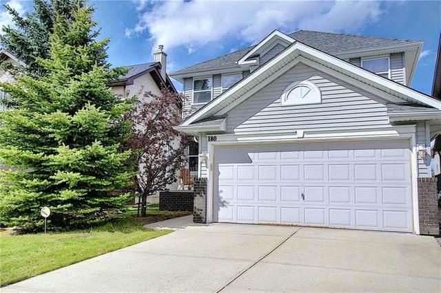 180 Cougar Ridge Drive SW, Calgary, AB T3H 4X2 (#C4299121) :: Calgary Homefinders