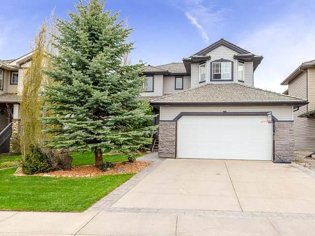 279 Gleneagles View, Cochrane, AB T4C 2H6 (#C4299135) :: Calgary Homefinders