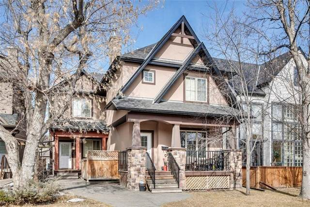 2326 2 Avenue NW #3, Calgary, AB T2N 0H2 (#C4299141) :: Virtu Real Estate