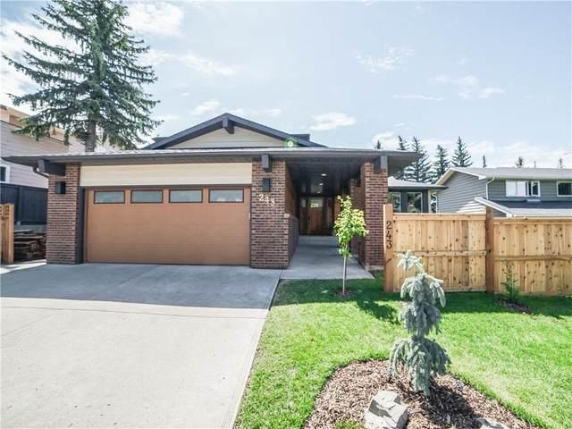 243 Pump Hill Crescent SW, Calgary, AB T2V 4L9 (#C4299147) :: Redline Real Estate Group Inc