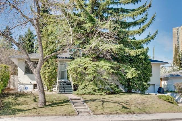 2207 Halifax Crescent NW, Calgary, AB T2M 4E1 (#C4299152) :: Calgary Homefinders