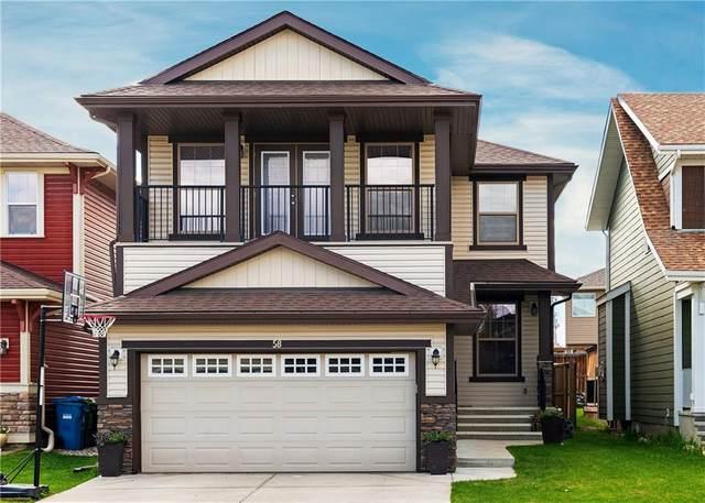 58 Auburn Glen Place SE, Calgary, AB T3M 0P9 (#C4299153) :: The Cliff Stevenson Group