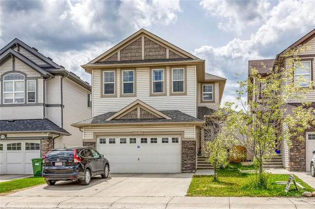 501 Skyview Ranch Way NE, Calgary, AB T3N 0A5 (#C4299172) :: Calgary Homefinders
