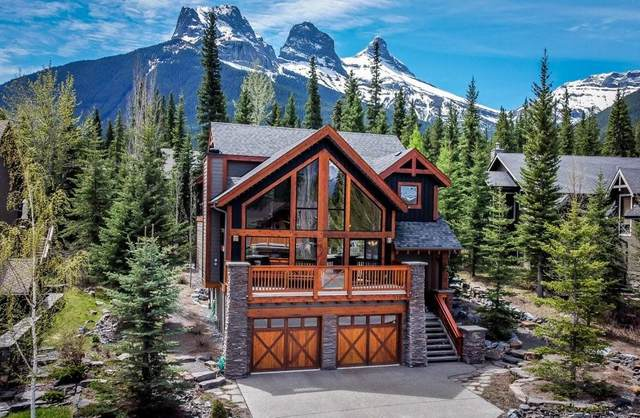 210 Casale Place, Canmore, AB T1W 3G2 (#C4299174) :: Canmore & Banff